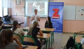 Prelekcja w SP63 w Bydgoszczy