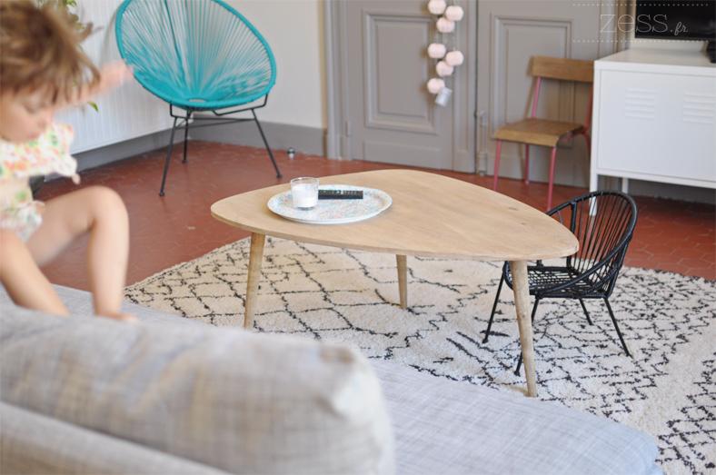 S Salon Table Basse Tapis Berbere
