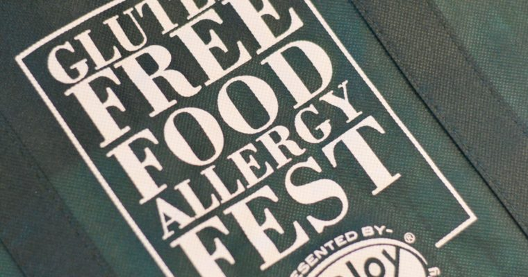 A Day at the Gluten-Free Food Allergy Fest