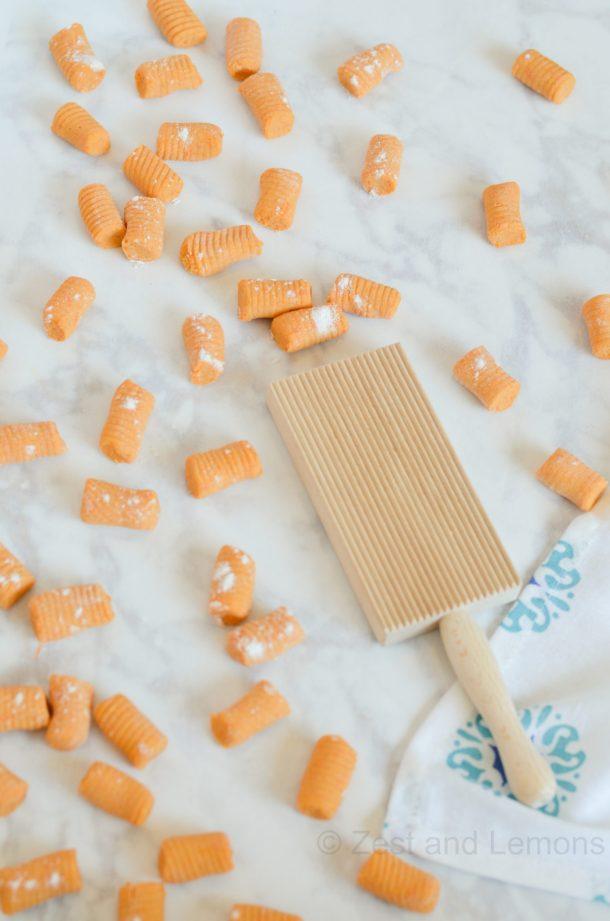 Sweet Potato Gnocchi