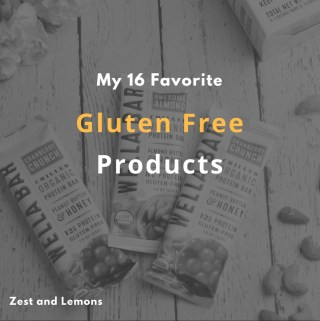 Favorite Gluten Free Products