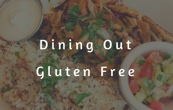 Tips for Eating Out with Celiac Disease