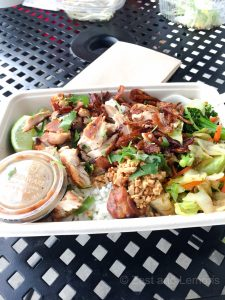Gluten Free Palo Alto, Asian Box - Zest and Lemons