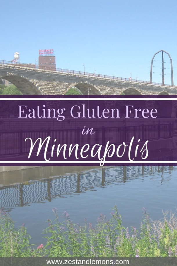 Gluten Free Minneapolis - Zest and Lemons