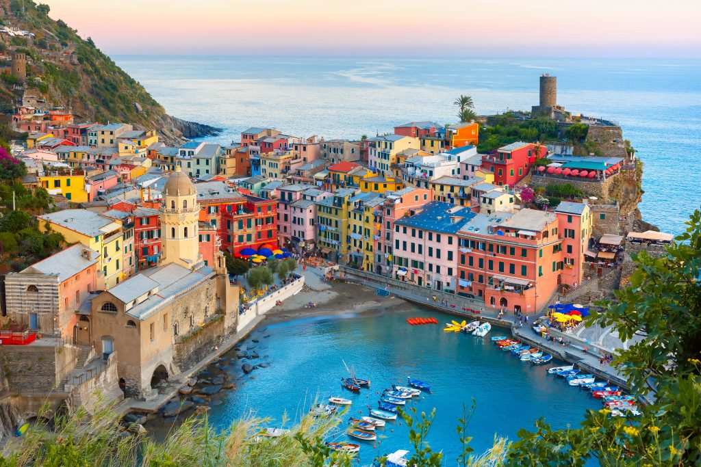 Uncovering the Five Picturesque Towns of Cinque Terre