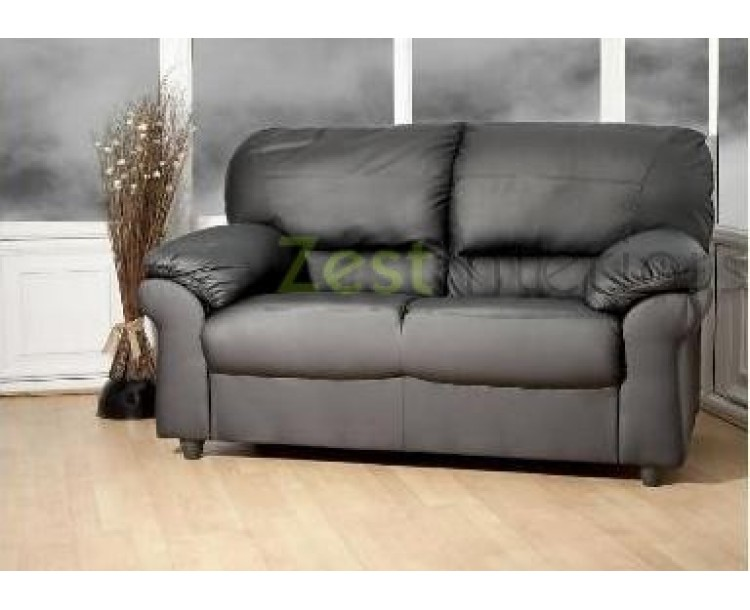 5a06a0edc2cc 2 Seater Quality Leather Sofa - Inspirational Interior style ...
