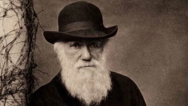 Charles Darwin man who change the world