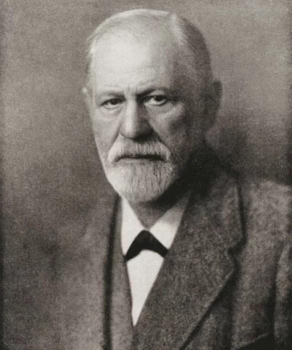 Sigmund Freud men who change the world