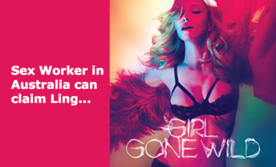 Sex workers in Australia can claim lingerie2