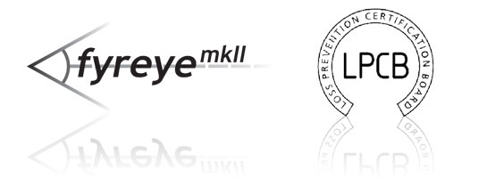 Fyreye MKII Addressable Detectors Attain LPCB