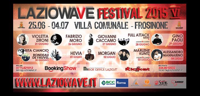 Lazio Wave Festival 2015