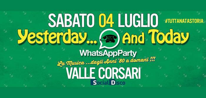 Valle Corsari - Sperlonga 4 Luglio 2015