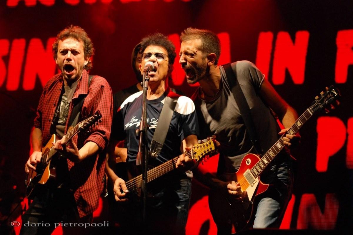 Edoardo Bennato - Porta di Roma Live 2015