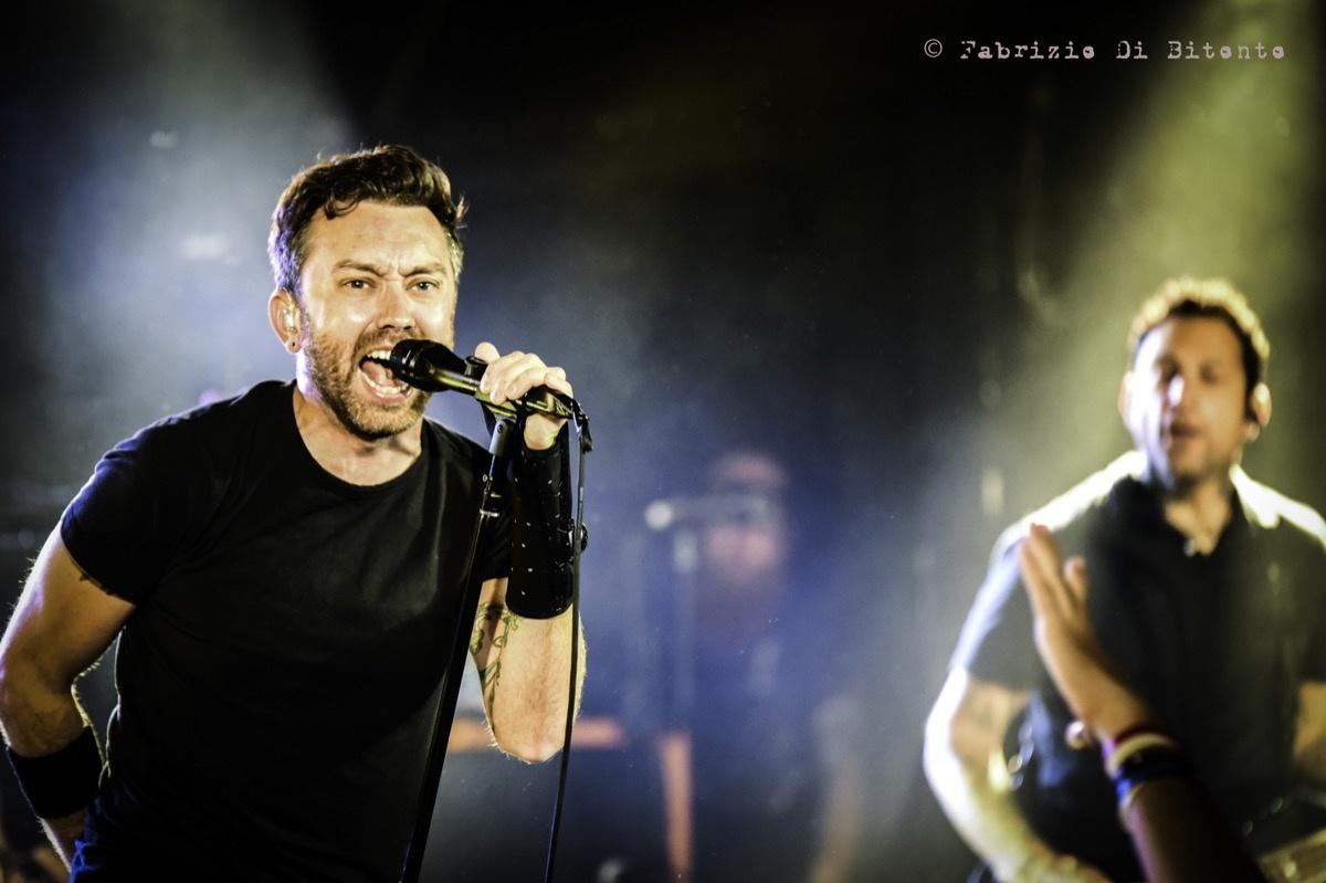 Rise Against - Orion Club 2015
