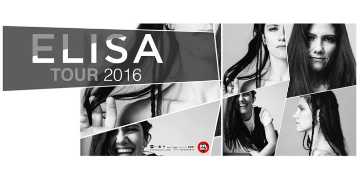 Elisa - Tour 2016