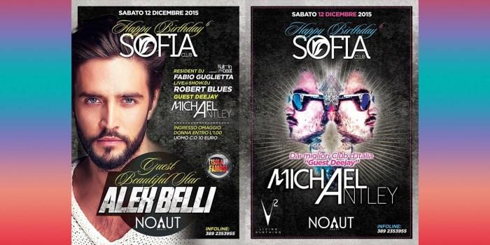 NOAUT - Sofia Club - 12 Dicembre 2015