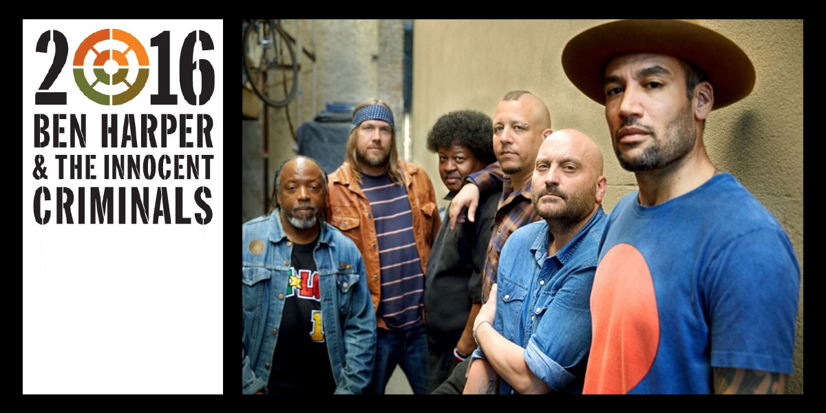 Ben Harper and The Innocent Criminals