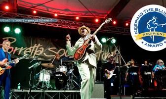 Porretta Soul Festival 2016 - Vasti Jackson