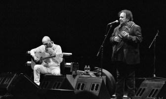 Enzo Avitabile - Auditorium Roma 2016