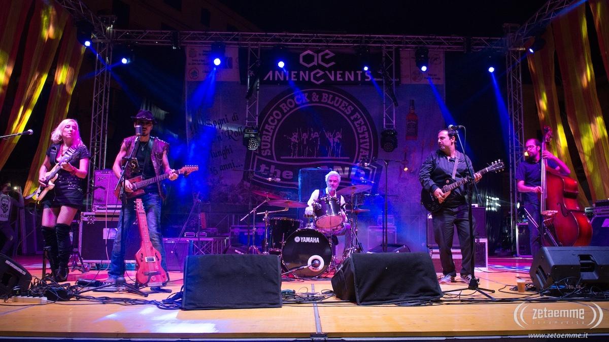 Subiaco Rock Blues Festival 2017 - Robert L Whiter & Vanesa Harbek