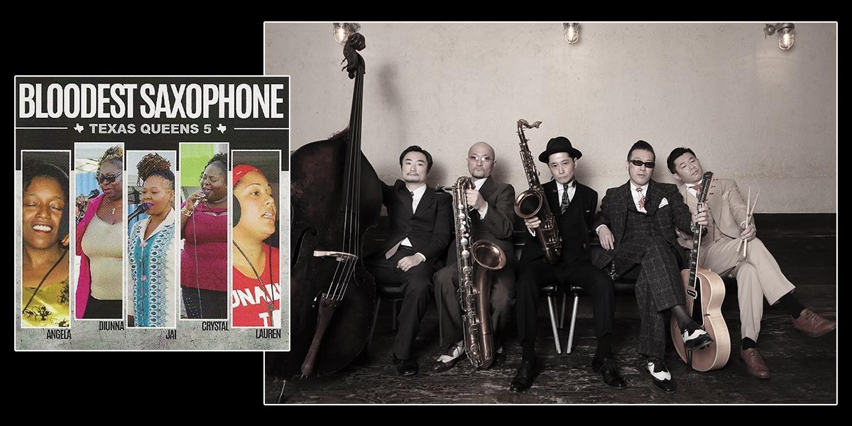 Bloodest Saxophone - Texas Queens 5