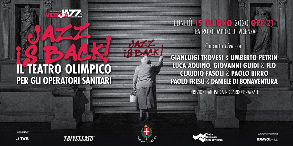 Jazz Is Back - Vicenza 2020