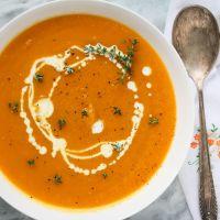 בריא ומחזק: מרק כתומים ועדשים כתומות
