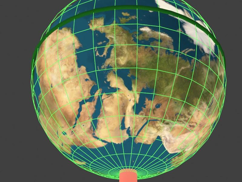 【安全區】今後的經緯度地圖- sunlint - ZETA TALK