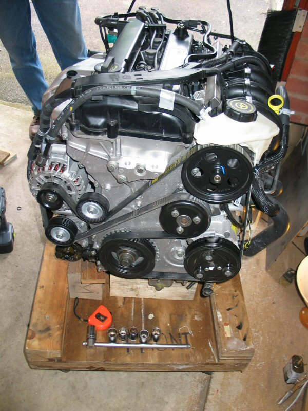 Ford 2 0 Zetec Engine Diagram Ford Duratec Tuning And Installation Notes