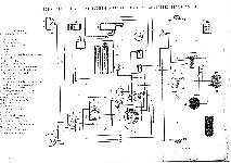 Schaltplan Zetor 50 Super