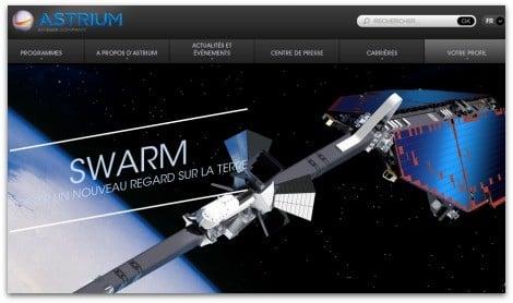 Astrium, filiale d'EADS