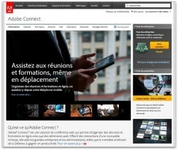 adobe connect-webconference