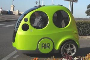 AIRPod, petite voiture urbaine
