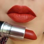 Mac Cosmetics Matte Lipstick in Chili