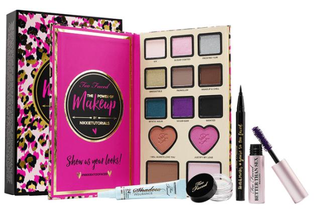 NikkieTutorials Power Of Makeup Palette