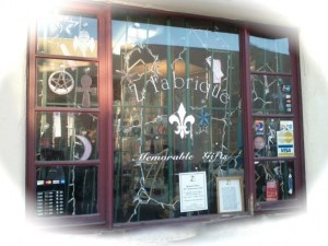 ZFabrique Belmont Shore storefront