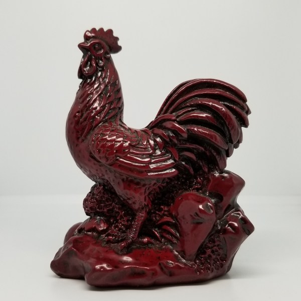 The Rooster can be abrasive and bordering on the aggressive, the Rooster frequently alienates people who interpret frankness as rudeness, and style as affectation. These qualities, however, are the prerequisites for anyone as resolute as the Rooster in pursuing a career. A shrewd business sense will not prevent the Rooster from making seemingly extravagant gestures: but in fact there is usually an underlying motive not immediately apparent to the casual observer. The Rooster is a male bird and astrologically this is a Yin or `feminine' sign, the counterpart of the Monkey. Even so, the qualities it reveals - determination, pride, and confidence - apply equally to either sex. The Rooster is alert, joining a fundamental punctiliousness with precise attention to detail. The problems arrive when so many projects are taken on that, inevitably, the less troublesome get lost in the sheer volume. This happens, not just in business, but in personal relationships as well, when the quieter, more reserved members of the Rooster's social circle or family may be neglected or forgotten. Stamina in business and vitality in play contribute to making the Rooster a stimulating companion - for those who can measure up to the mark. The Rooster has high ideals and, being a perfectionist, has little tolerance for people whose standards are second - rate. YEAR of the ROOSTER 2029,2017,2005 1993 1981 1969 1957 1945 1933 1921 1909