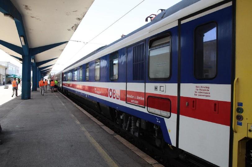 Mjerni voz OBB