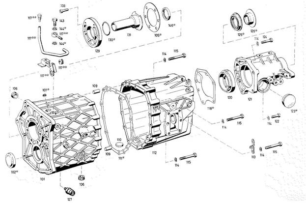 ZF S6-40 Remanufacturing by ZR51 Performance