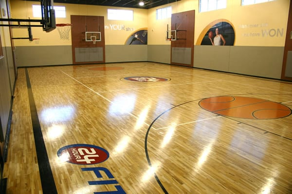 Z Floor  Sports Flooring  Houston TX  ZFloor Sport