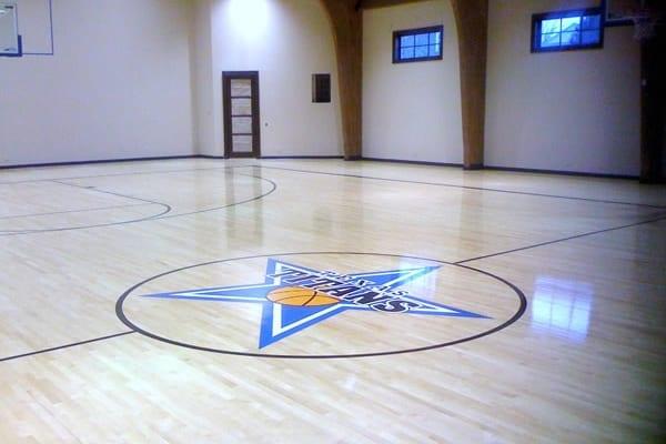 Basketball Court Floor Photos  ZFloor Sport Flooring