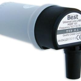 LNB Single BEST HQRF 101 0,1dB Lens