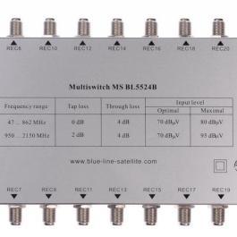 Multisiwtch kaskadowy Blue Line MS BL5524B 5/5/24
