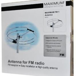 antena radiowa FM1 Maximum