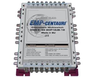 Multiswitch kaskadowy EMP-centauri MS9/9+20ECP12dB