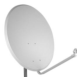 Antena Sat.80 Corab X800 Metalowy Tył Jasna