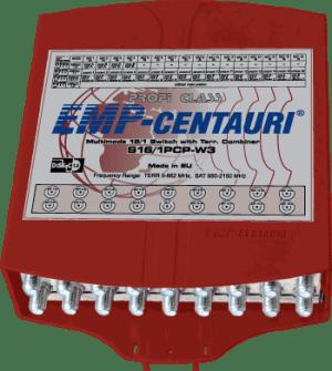 DiSEqC EMP-centauri Switch 16/1 PCP-W3