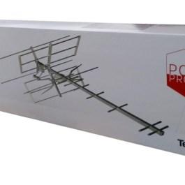 TechniYagi Dual M8p Combo VHF + UHF filtr LTE