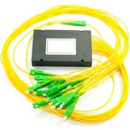 Splitter PLC 1x32 ABS box SM 2mm 1m SC/APC