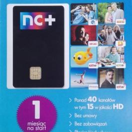 karta z usl. Smart HD+ 1m z ComboPlus/ComboBox CE